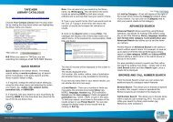 Library catalogue user guide - TAFE Illawarra - TAFE NSW