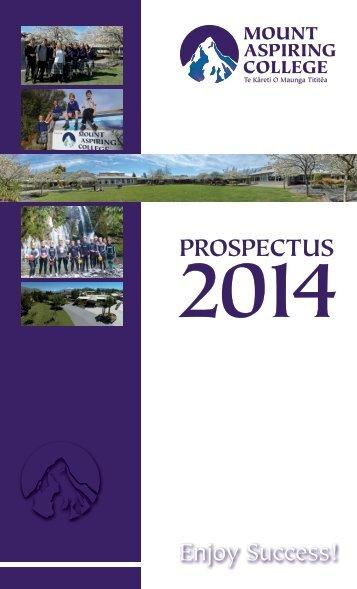 MAC Prospectus 2014