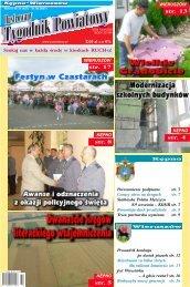 str. 5 str. 4 str. 8 str. 13 str. 17 - Tygodnik powiatowy