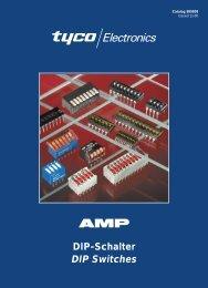 DIP-Schalter DIP Switches - SEMITEK Elektronik, sro
