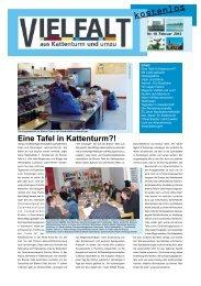 Magazin Vielfalt - Ausgabe 18, Februar 2012 - BGO