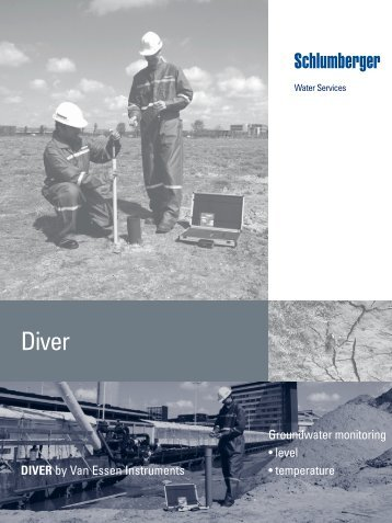 Diver Water Level Loggers