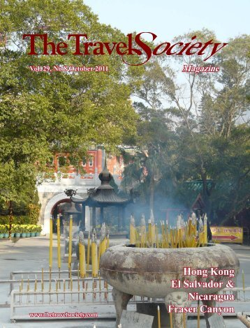 Hong Kong El Salvador & Nicaragua Fraser Canyon - The Travel ...