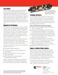 DIESEL PARTICULATE FILTER. RETROFIT SOLUTION. - Cummins - Page 2