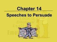 Chp_14_Persuasive - John Paul II HS