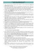 Sınavlarda Dikkat Edilmesi Gereken Hususlar - Page 3