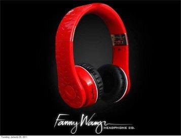 Tuesday, January 25, 2011 - Fanny Wang Homepage   FannyWang ...