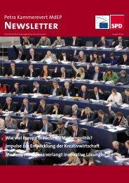 Newsletter 5-2012 - Petra Kammerevert