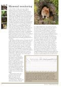 State of Britain's Mammals 2008 - People's Trust for Endangered ... - Page 6