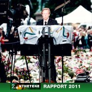 RAPPORT 2011 - Tv2