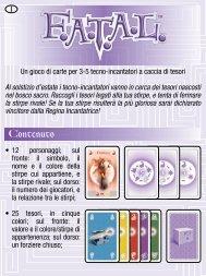 Un gioco di carte per 3-5 tecno-incantatori a caccia di tesori Al ...