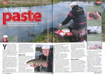AdviceTips_files/Bob Nudd - Taste for Paste.pdf - Browning-fishing ...