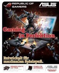 Gaming in Perfektion - Asus