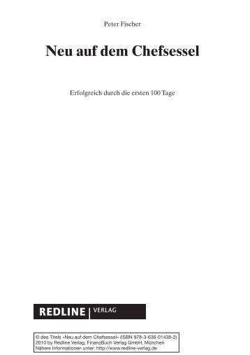 Neu auf dem Chefsessel - FinanzBuch Verlag