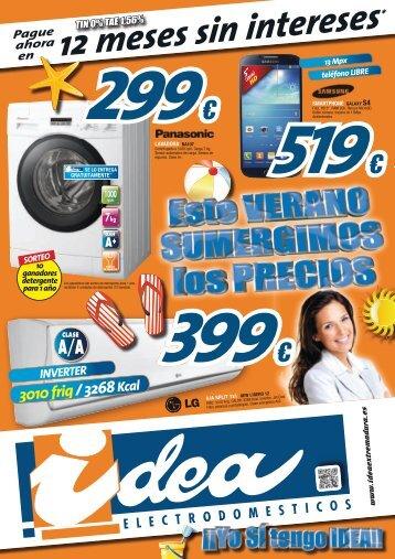 Descargar catálogo actual - Idea Extremadura