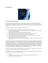 Mac Marshal™ - Pyramid Cyber Security & Forensic