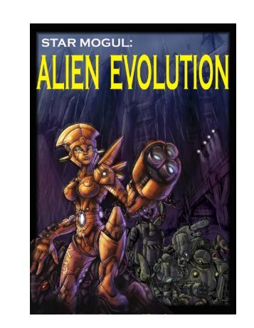 Alien Evolution - Mega Miniatures