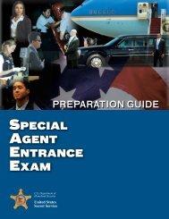 Special Agent Entrance Exam Study Guide - United States Secret ...