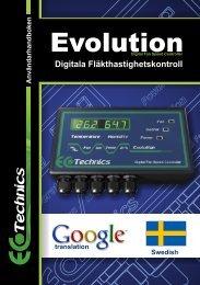 Evolution - Ecotechnics.co.uk