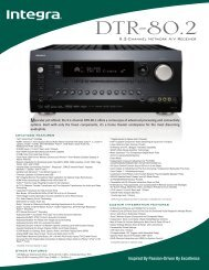 Inspired By Passion-Driven By Excellence - Reference Audio
