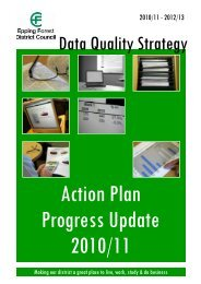 FED-008 (2) Appendix 2 - Data Quality Strategy Progress Update ...