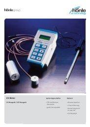 UV-Meter - Dr. Hönle AG