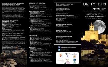 ANTEQUERA 2013 - Junta de Andalucía