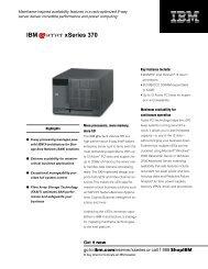 IBM xSeries 370