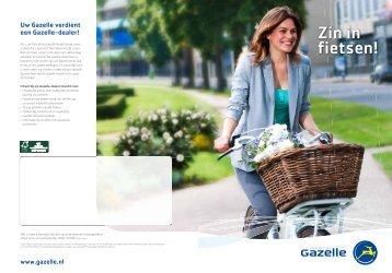Zin in fietsen! - Ride Bike