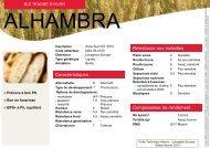 Blé Tendre d'Hiver - semences de céréales