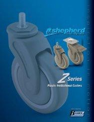 Z Series Literature - (pdf) - Shepherd Caster Corporation