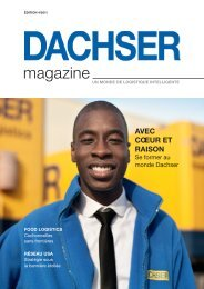 Dachser Agen, une « petite » agence devenue «