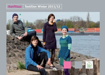 HanfHaus Textilien Winter 2011/12