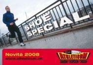 Novità 2008 -  Athleticum