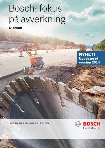 Bosch: fokus på snabbhet