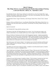 DRAFT Minutes Blue Ridge Parkway Association Regional ...