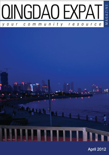 April 2012 - Qingdao Expat Group