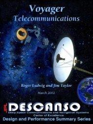 Article 4 Voyager Telecommunications - DESCANSO - NASA