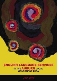 English Language Providers - Auburn Council - NSW Government
