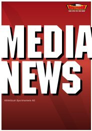 media news - Athleticum