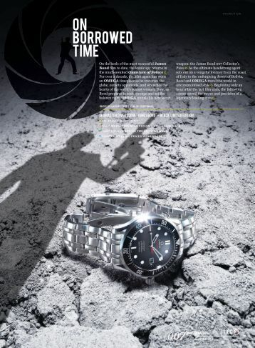 ON BORROWED time - GQ Design Group