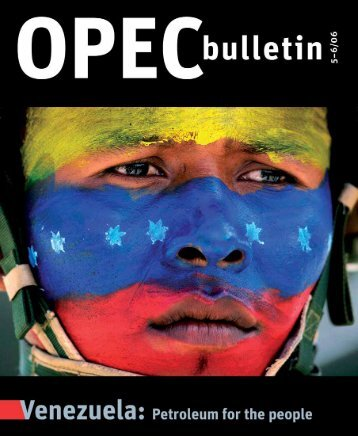May-June 2006 edition of the OPEC Bulletin