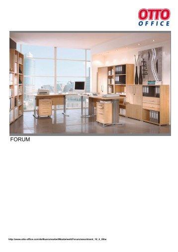 Büromöbel Otto Office - Design