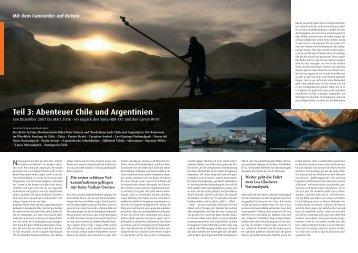 Teil 3: Abenteuer Chile und Argentinien - Naturpfad