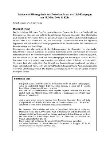 Factsheet - Attac Deutschland