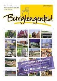 Infoblatt 2013/Ausgabe 4 - Burglengenfeld