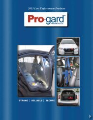 Product Catalog - Pro-Gard Products