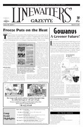 Freeze Puts on the Heat - Park Slope Food Coop