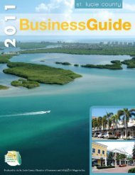 st. lucie county - Indian River Magazine