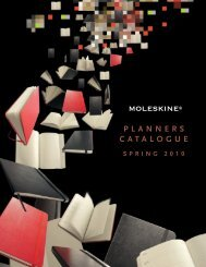 PLANNERS CATALOGUE - Raincoast Books